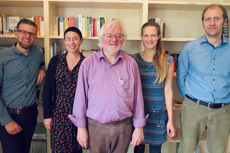 Die Pädagoginnen und Pädagogen in Hustedt