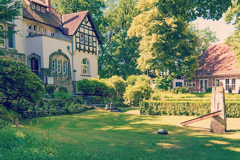 Das Landhaus im Bildungszentrum Heimvolkshochschule Hustedt e.V.